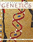 Klug, William S.: Concepts of Genetics Plus MasteringGenetics with eText -- Access Card Package (10th Edition)