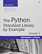 The Python Standard Library by Example…