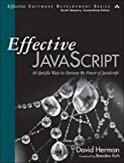 Effective JavaScript: 68 Specific Ways to…