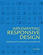 Implementing Responsive Design: Building…