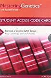 Charlotte A. Spencer: MasteringGenetics with Pearson eText -- Standalone Access Card -- for Essentials of Genetics