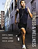 Powers, Scott K.: Total Fitness & Wellness Plus MyFitnessLab with eText -- Access Card Package (6th Edition)