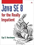 Java SE8 for the Really Impatient: A Short…