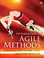 Introduction to agile methods by Sondra…