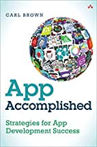 App Accomplished: Strategies for App…