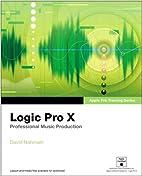Apple Pro Training Series: Logic Pro X:…