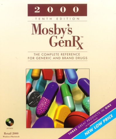 2000-mosbys-genrx-the-complete-reference-for-generic-and-brand-drugs-cd-rom-for-windows-and-macintosh