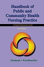 Handbook of Public and Community Health…