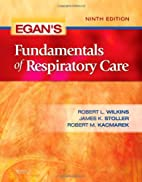 Egan's fundamentals of respiratory care by…