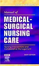 Manual of Medical-Surgical Nursing Care:…