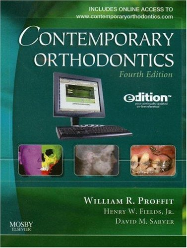 contemporary-orthodontics-online-pin-code-and-user-guide-to-continually-updated-online-reference-4e