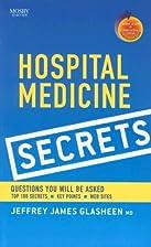Hospital Medicine Secrets: With STUDENT…