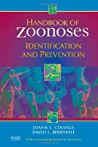 Handbook of Zoonoses: Identification and…