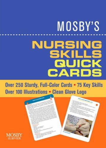 mosbys-nursing-skills-quick-cards-1e