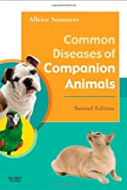 Common Diseases of Companion Animals by…