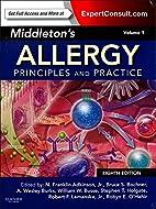 Middleton's Allergy 2-Volume Set: Principles…