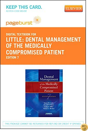 Dental Management of the Medically Compromised Patient - Elsevier eBook on VitalSource (Retail Access Card), 7e