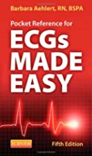 Pocket Reference for ECGs Made Easy, 5e by…