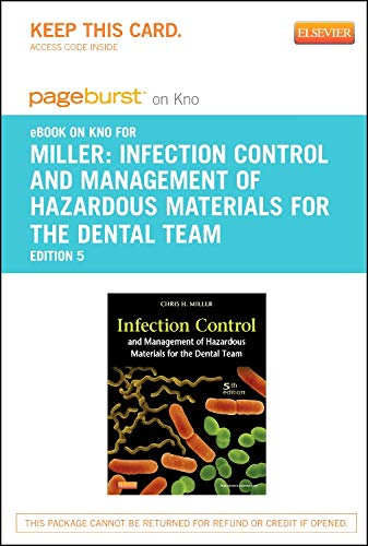 infection-control-and-management-of-hazardous-materials-for-the-dental-team-elsevier-on-intel-education-study-retail-access-card-5e