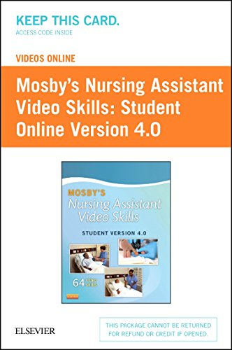 mosbys-nursing-assistant-video-skills-student-online-version-40-access-code-4e