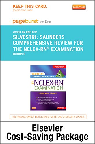 saunders-comprehensive-review-for-the-nclex-rn-examination-elsevier-on-intel-education-study-evolve-access-retail-access-cards-6e