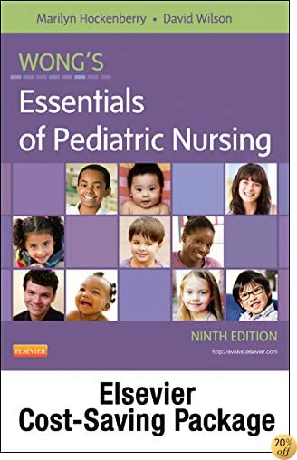 Wong's Essentials of Pediatric Nursing and Elsevier Adaptive Quizzing Package, 9e