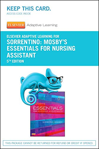 elsevier-adaptive-learning-for-mosbys-essentials-for-nursing-assistants-access-card-5e