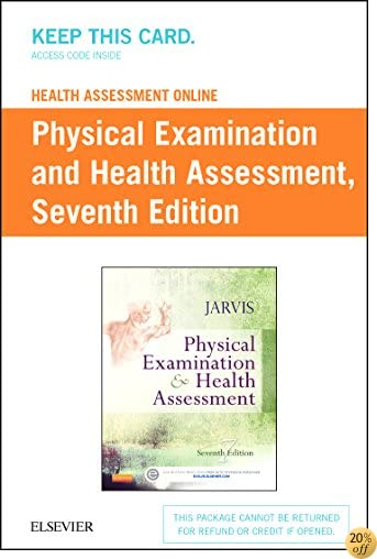 THealth Assessment Online for Physical Examination and Health Assessment, Version 4 (Access Code), 7e