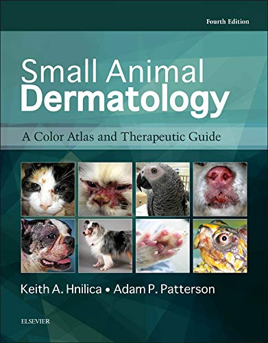 small-animal-dermatology-a-color-atlas-and-therapeutic-guide-4e