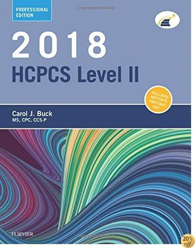 2018 HCPCS Level II Professional Edition, 1e