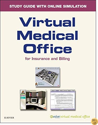 Virtual Medical Office for Insurance Workbook with Access Card, 1e