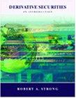 Derivatives: An Introduction by Robert A.…