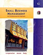 Small Business Management: An…