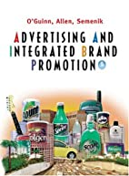Advertising and Integrated Brand Promotion…