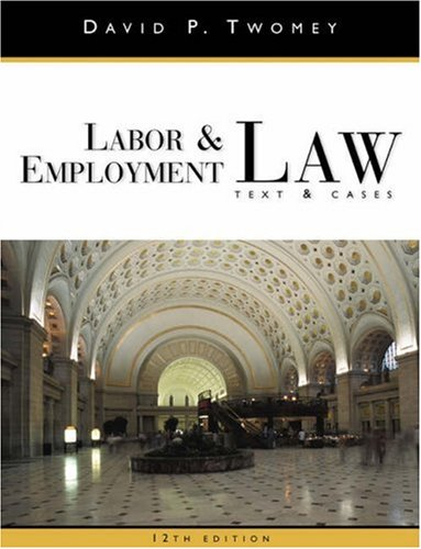 labor-and-employment-law