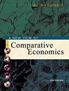 A New View of Comparative Economics with…