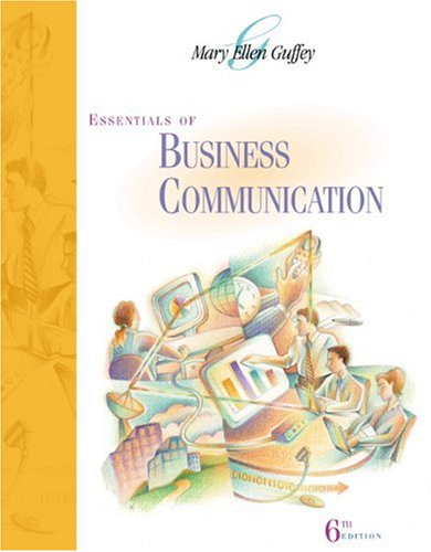 essentials-of-business-communication-6th-edition