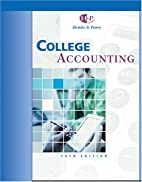 College Accounting, Chapters 1-16 by James…