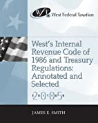 West's Internal Revenue Code of 1986 and…