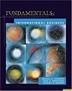 Fundamentals of International Business (with…