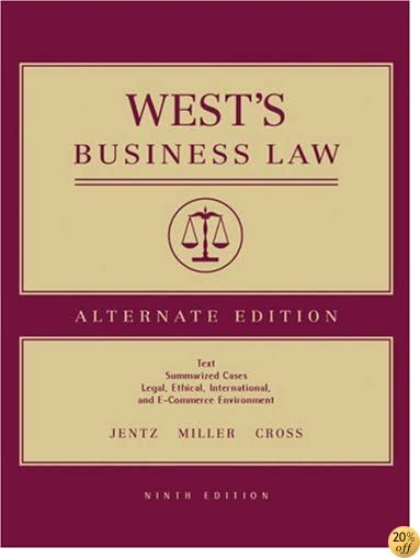 West's Business Law, Alternate