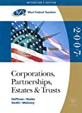 Raabe, William A.: Corporations, Partnerships, Estates and Trusts: Teacher's Edition