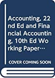 Warren, Carl S.: Working Papers Plus, Chapters 1-17 for Warren/Reeve/Duchac's Accounting, 22nd: and Financial Accounting, 10th