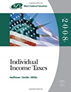 West Federal Taxation 2008: Individual…