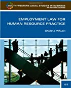 Employment law for human resource practice…