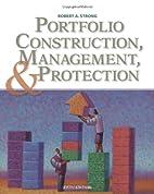 Portfolio construction, management, and…