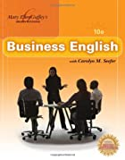 Business English by Mary Ellen Guffey