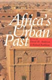 Rathbone, Richard: Africa's Urban Past