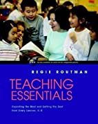 Teaching Essentials: Expecting the Most and…