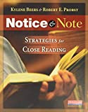 Beers, Kylene: Notice and Note: Strategies for Close Reading
